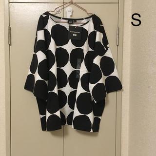 マリメッコ(marimekko)のmarimekko UNIQLO 半袖カットソー 2020ss(Tシャツ(半袖/袖なし))