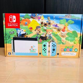 Nintendo Switch - Nintendo Switch あつまれどうぶつの森 同梱版