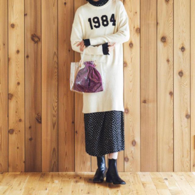 FREAK'S STORE(フリークスストア)のFREAK'S STORE プリーツ巾着バッグ レディースのバッグ(その他)の商品写真