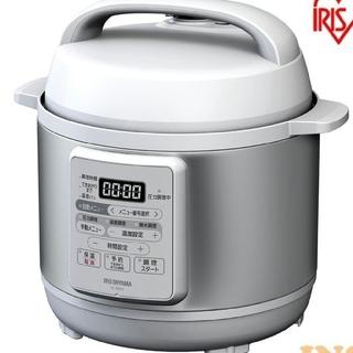 アイリスオーヤマ - 電気圧力鍋 新品未使用 未開封品