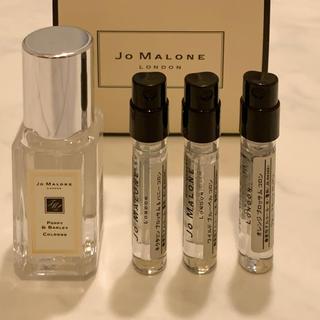 ジョーマローン(Jo Malone)のJo MALONE ポピー&バーリーコロン9ml+1.5mlサイズ3点セット(ユニセックス)