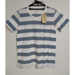 MUJI (無印良品) - 無印良品 クルーネック半袖Tシャツ Sサイズ