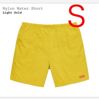シュプリーム(Supreme)のシュプリーム Nylon Water Short Sサイズ(ショートパンツ)