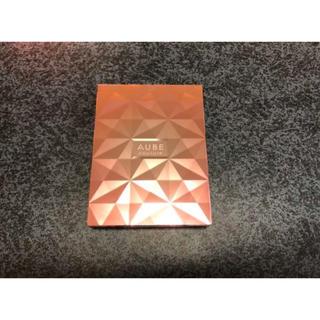 オーブクチュール(AUBE couture)のオーブ クチュール ブラシひと塗りシャドウ 565 グリーン系(アイシャドウ)
