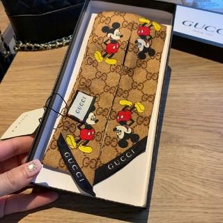 Gucci - グッチ  スカーフ マフラー リボン