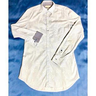 ディーゼル(DIESEL)のdiesel シャツ ディーゼル S フラワーシャツ 長袖シャツ S (シャツ)