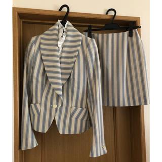 ヴィヴィアンウエストウッド(Vivienne Westwood)のGOLD LABEL ヴィヴィアンウエストウッド スーツセットアップ(スーツ)