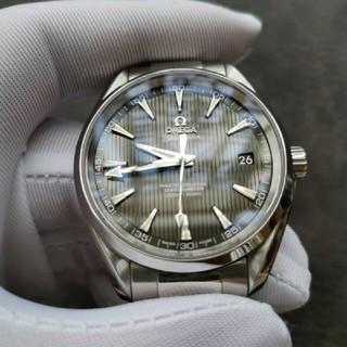 OMEGA - 高級の商品 OMEGA 男性腕時計自動巻き