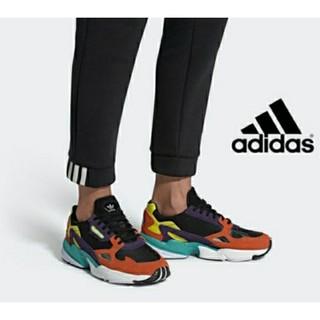 adidas - 最値定価10989円!新品!アディダス ファルコン ダッドスニーカー 24cm