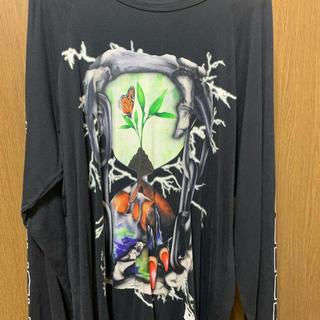 シュプリーム(Supreme)のsupreme 長袖 Mサイズ(Tシャツ(長袖/七分))