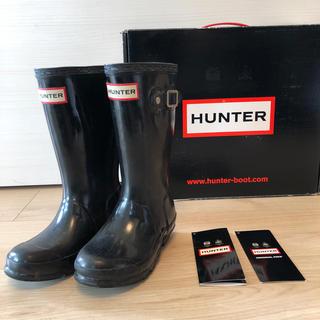 ハンター(HUNTER)のハンター レインブーツ キッズ(長靴/レインシューズ)