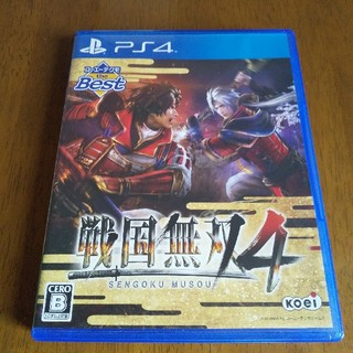 PlayStation4 - 戦国無双4(コーエーテクモ the Best) PS4