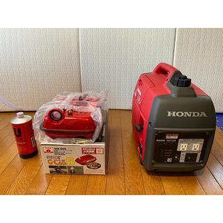 ホンダ(ホンダ)のホンダEU16i 100V インバーター 発電機(防災関連グッズ)