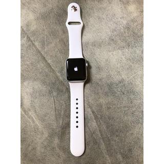 アップルウォッチ(Apple Watch)のアップルウォッチ3  GPSモデル(腕時計(デジタル))