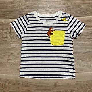 グラニフ(Design Tshirts Store graniph)のグラニフ  ジョージ Tシャツ 90(Tシャツ/カットソー)