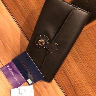 ラルフローレン(Ralph Lauren)のRALPH LAUREN リッキー長財布 未使用品(財布)