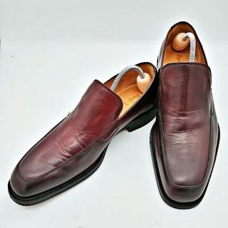 ポールスミス(Paul Smith)のPoul Smith ポールスミス 靴 スリッポン サイズ6.5 25.0㎝(ドレス/ビジネス)