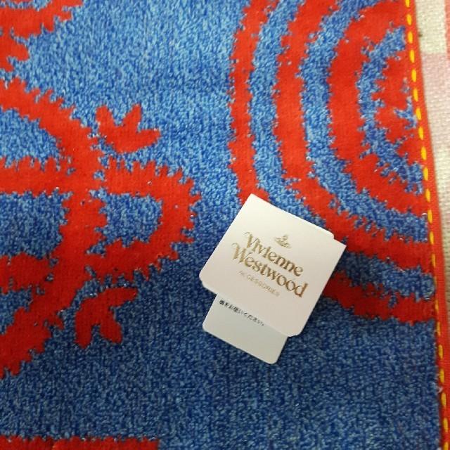 Vivienne Westwood(ヴィヴィアンウエストウッド)のヴィヴィアンウエストウッド☆ハンカチ レディースのファッション小物(ハンカチ)の商品写真