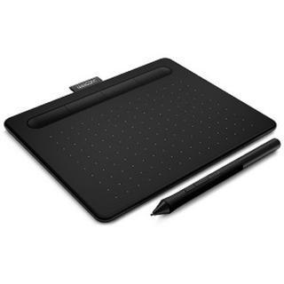 Wacom - ワコム ペンタブレット Intuos small ベーシック ブラック