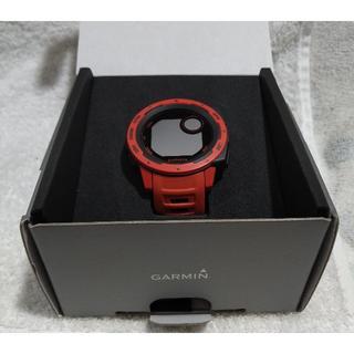 ガーミン(GARMIN)のGARMIN ガーミン INSTINCT タフネス GPS アウトドア ウォッチ(腕時計(デジタル))
