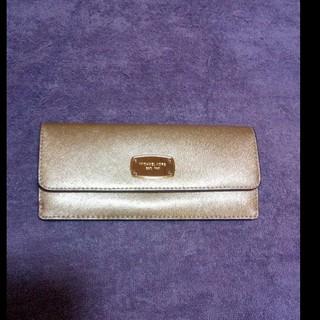 マイケルコース(Michael Kors)の美品 マイケルコース 長財布(財布)