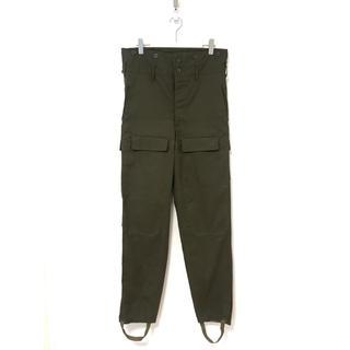 エンジニアードガーメンツ(Engineered Garments)の⑤ デッドストック! チェコ軍 M-85 フィールドパンツ フロントカーゴ (ワークパンツ/カーゴパンツ)