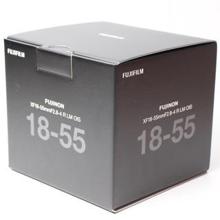 フジフイルム(富士フイルム)の✨新品未使用❣️富士フィルム FUJIFILM XF18-55mm F2.8-4(レンズ(ズーム))