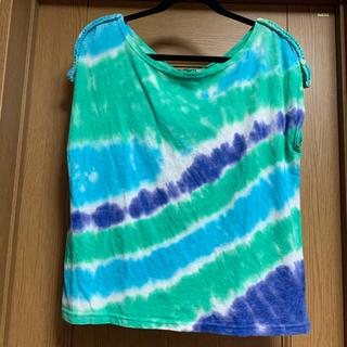 ロキシー(Roxy)のタイダイTシャツ(Tシャツ/カットソー(半袖/袖なし))