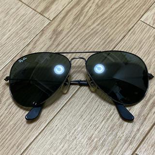 レイバン(Ray-Ban)のRayBan/レイバン ボシュロム B&L USA製 ブラック アビエーター(サングラス/メガネ)