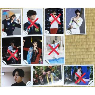 ヘイセイジャンプ(Hey! Say! JUMP)の中島裕翔 公式写真5枚 クリアファイル(アイドルグッズ)