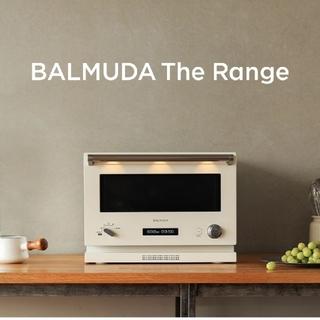バルミューダ(BALMUDA)のバルミューダ ザ レンジ BALMUDA the Range 白 ホワイト(電子レンジ)