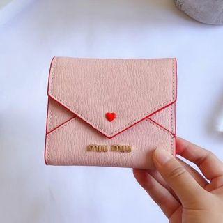 miumiu - 値下 miumiu 財布