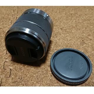SONY - 送料込み美品SONYEマウント18-55mmF3.5-5.6OSSSEL1855