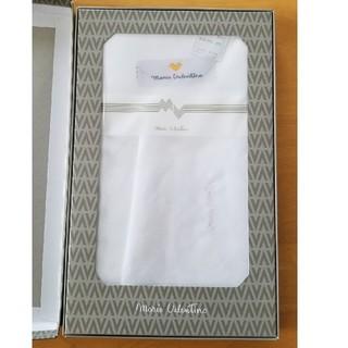 マリオバレンチノ(MARIO VALENTINO)のマリオヴァレンチノ 白いワイシャツ生地(その他)