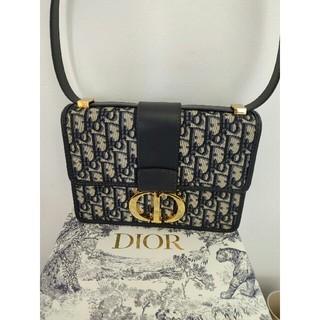 Dior - Dior ディオール 30モンテーニュ バッグ 新作現行品 ブルー