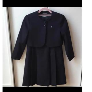 ファミリア(familiar)のカリン様専用 ファミリア アンサンブル ブラウスセット 120(ドレス/フォーマル)