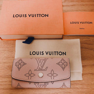 LOUIS VUITTON - ルイヴィトン キーケース ミュルティクレ4