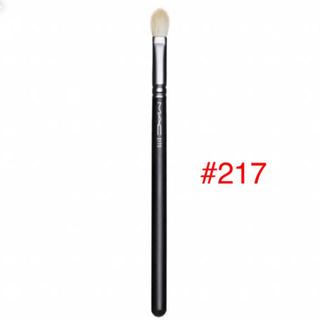 MAC - MAC メイクブラシ #217 ブレンディングブラシ