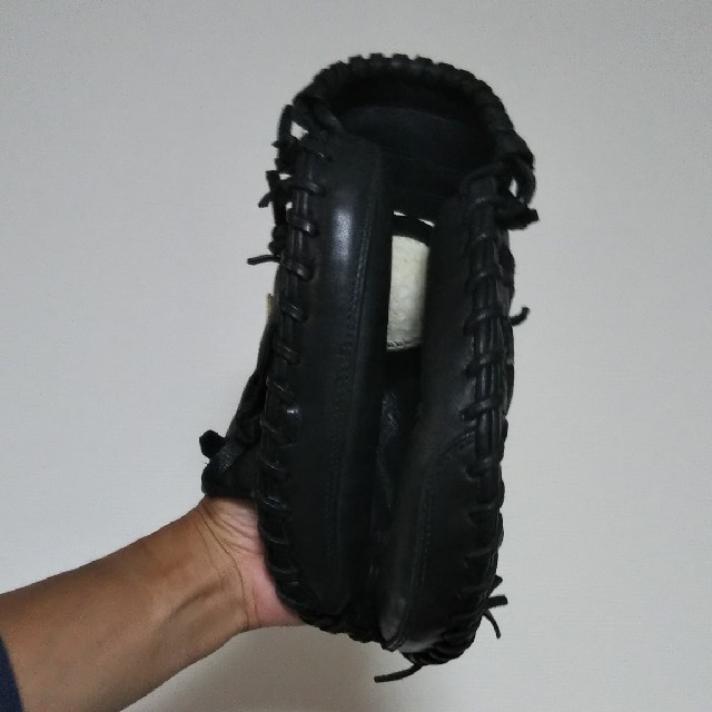ZETT(ゼット)の軟式用 キャッチャーミット ZETT スポーツ/アウトドアの野球(グローブ)の商品写真