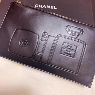 CHANEL - シャネル♡ノベルティポーチ