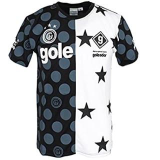 goleador(ゴレアドール) アシンメトリードット/スタープラTシャツ (ウェア)