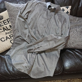 アルマーニ コレツィオーニ(ARMANI COLLEZIONI)のARMANI COLLEIONI❗アルマーニ コレツォーニ❗ Cottonシャツ(シャツ)