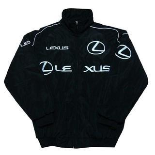 【送料無料】LEXUS レクサス ジャケット・ブルゾン 黒 XLサイズ(ブルゾン)