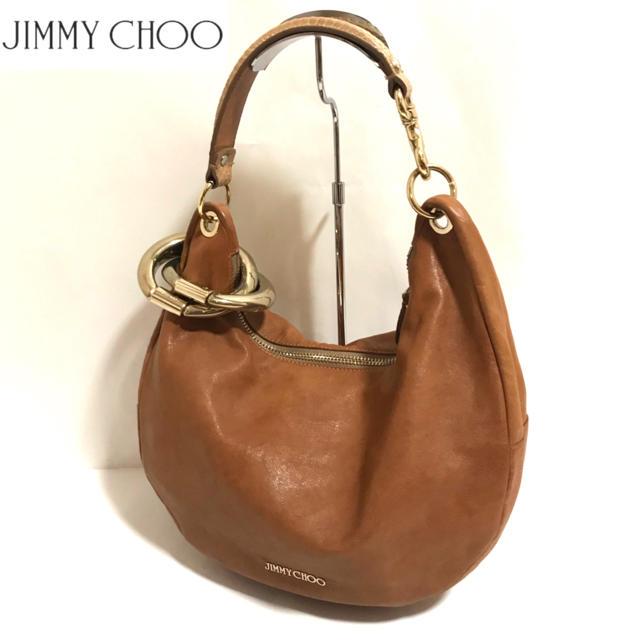 JIMMY CHOO(ジミーチュウ)の【正規品】Jimmy Choo✨ショルダーバッグ/ジミーチュウ レディースのバッグ(ショルダーバッグ)の商品写真