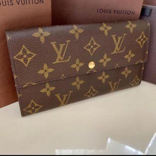 LOUIS VUITTON - 美品正規品ルイヴィトン長財布