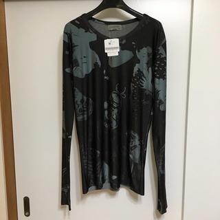ヨウジヤマモト(Yohji Yamamoto)のyohjiyamamoto POUR HOMME 新品 カットソー(Tシャツ/カットソー(七分/長袖))