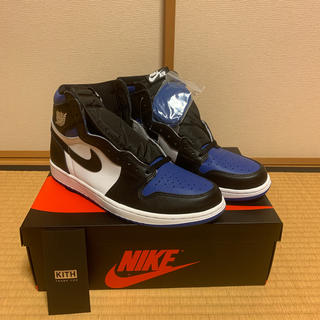 NIKE - AIR  JORDAN1 royal toe