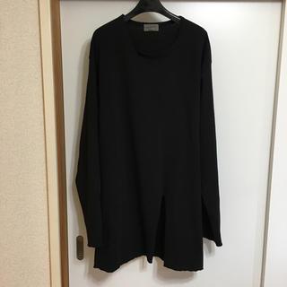 ヨウジヤマモト(Yohji Yamamoto)のyohjiyamamoto POUR HOMME 長袖カットソー(Tシャツ/カットソー(七分/長袖))