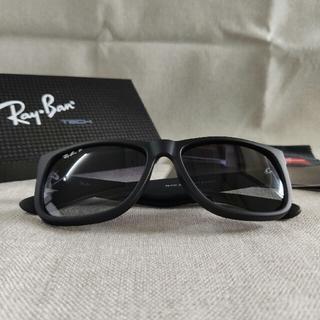レイバン(Ray-Ban)のRay Ban サングラス RB4165 JUSTIN 偏光レンズ(サングラス/メガネ)