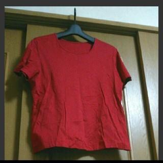 シャルレ(シャルレ)のTシャツ シャルレ L(Tシャツ/カットソー(半袖/袖なし))